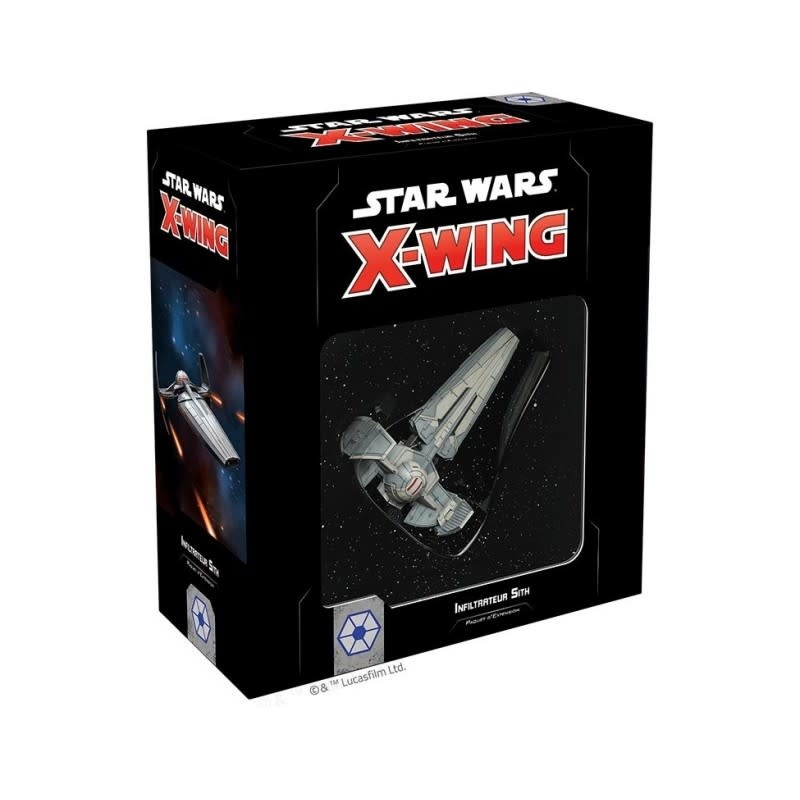 X-Wing 2E: Infiltrateur Sith Exp. Pack (FR)