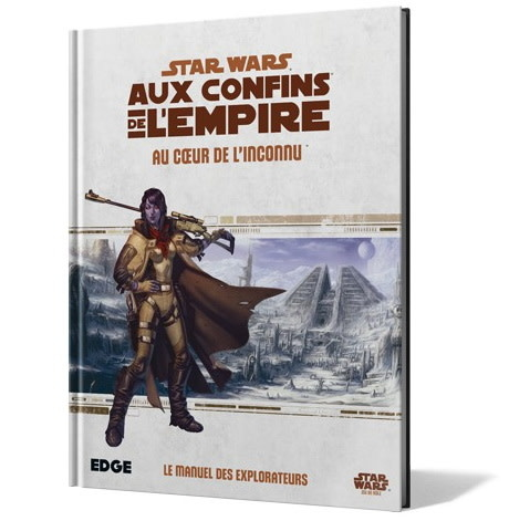 Au Coeur de l'Inconnu - Star Wars: Aux Confins de l'Empire RPG