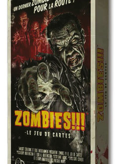 Zombies!!! Le Jeu de Cartes