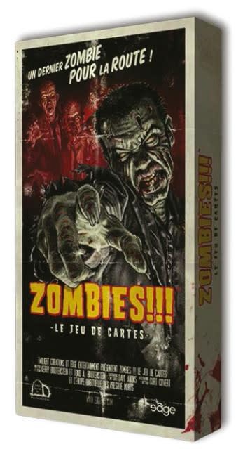 Zombies!!! Le Jeu de Cartes