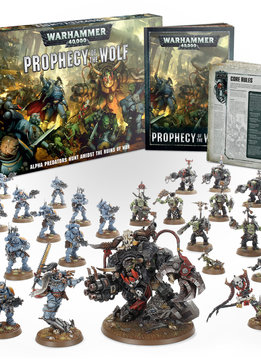 WH40K: Prophecy of the Wolf (EN)