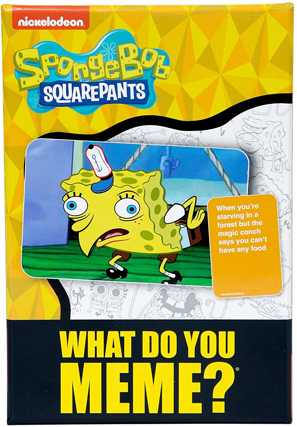 What Do You Meme: SpongeBob Exp.
