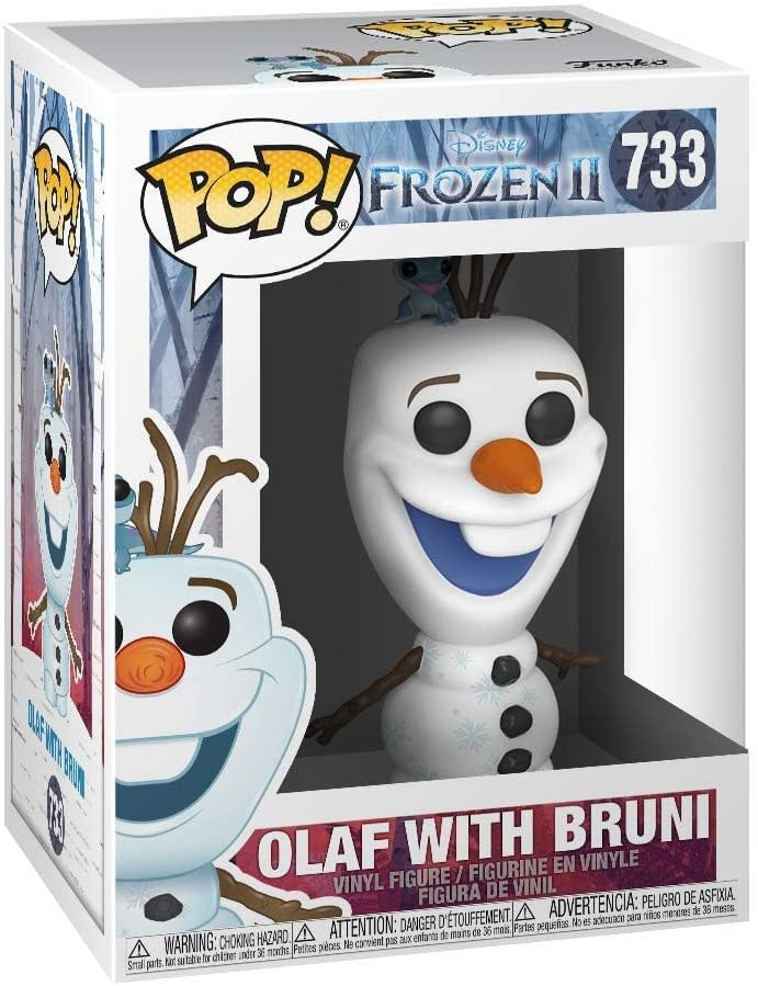 POP! Frozen 2: Olaf with Bruni