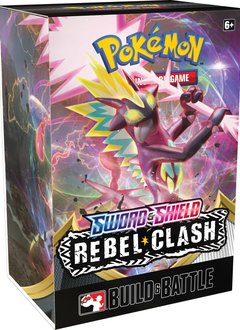 Pokemon Rebel Clash - Build & Battle Box