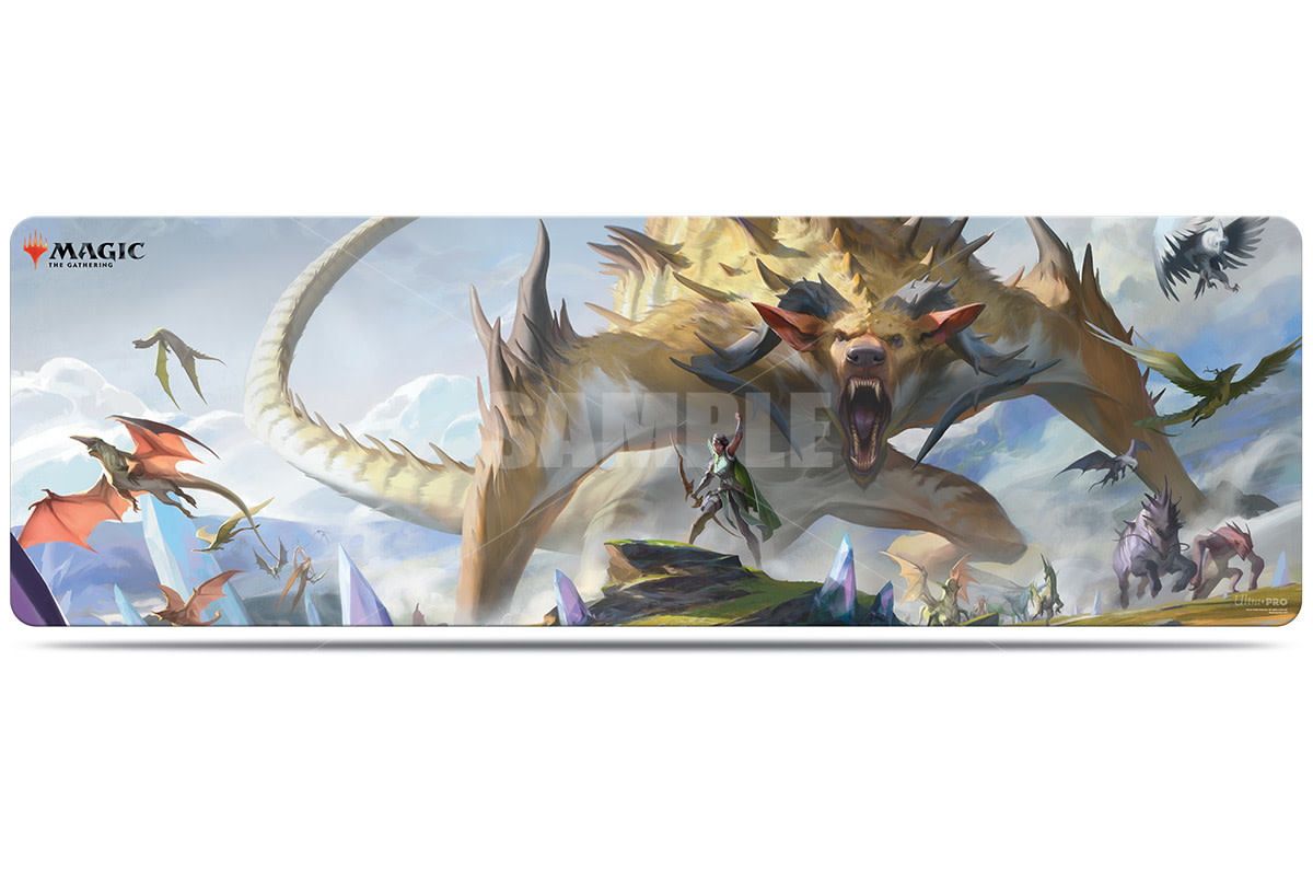 MTG Ikoria UP 8ft Table Playmat