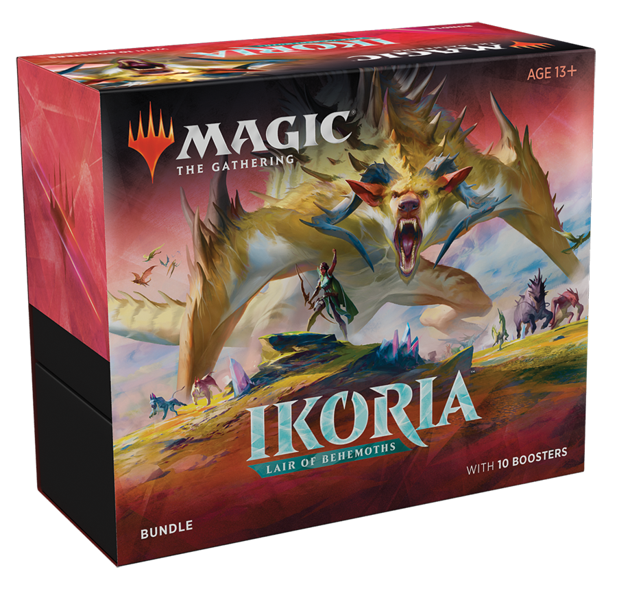 Ikoria Lair of Behemoths - Bundle