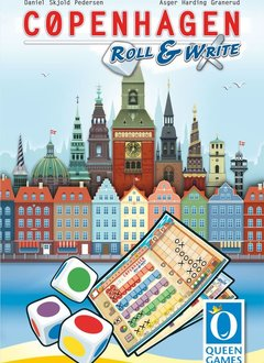 Copenhagen: Roll and Write (ML)