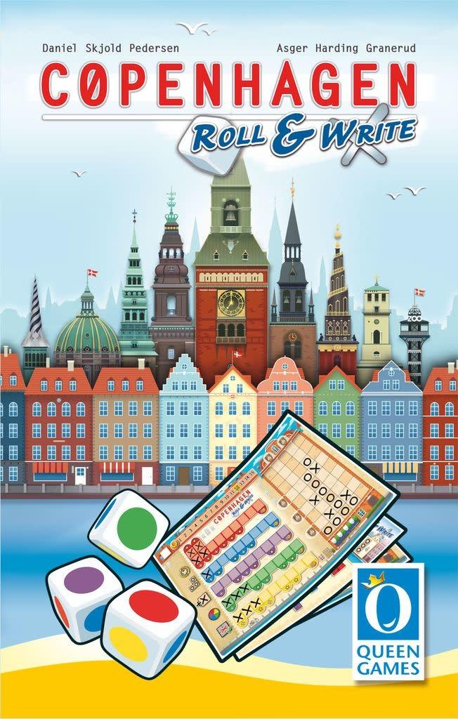 Copenhagen: Roll and Write (ML)