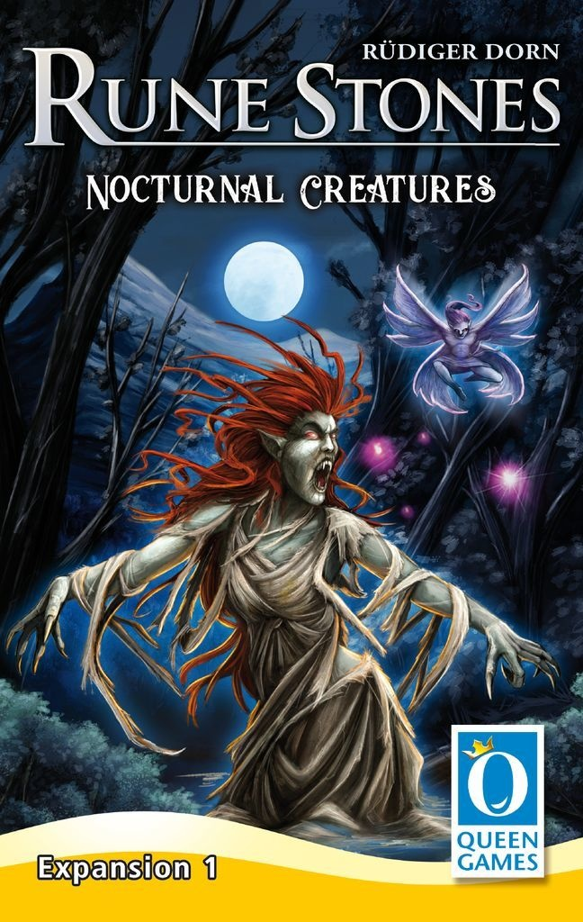 Rune Stones: Nocturnal Creatures Exp. (ML)