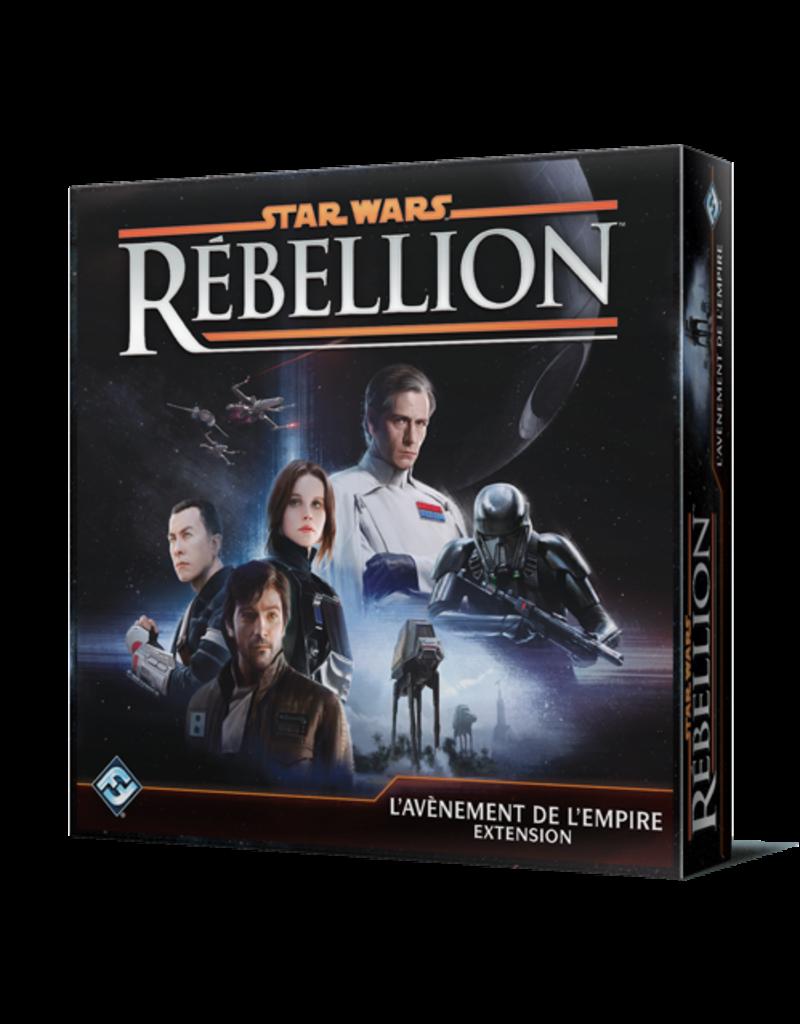 Star Wars Rebellion: L'Avénement de l'Empire Ext. (FR)
