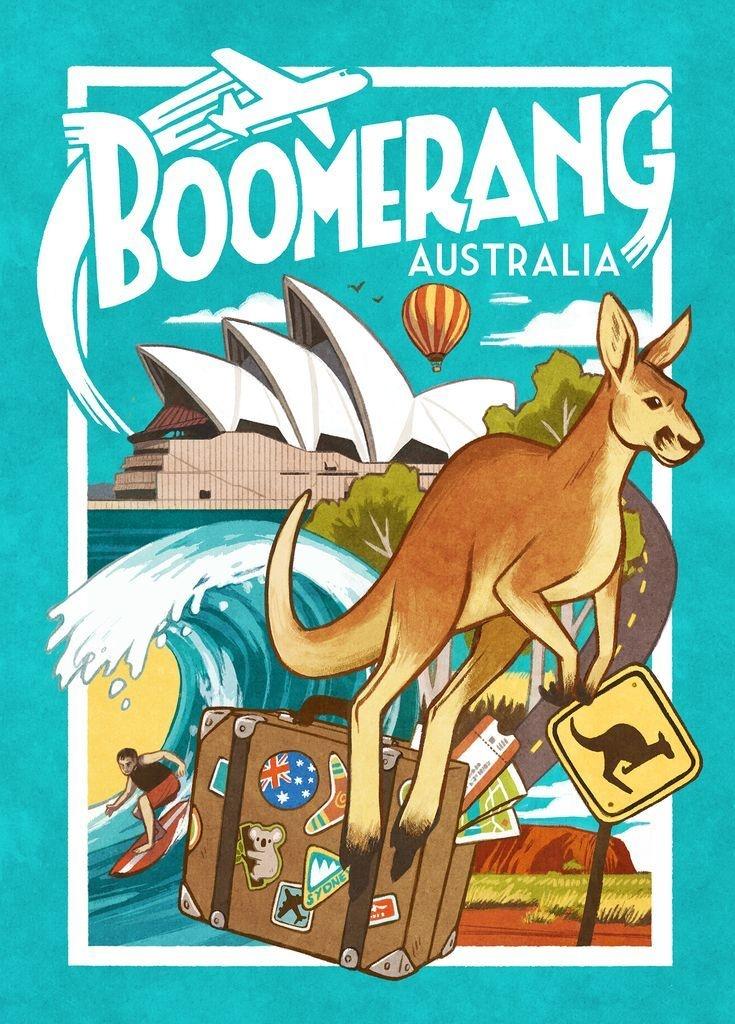 Boomerang: Australia (ML)