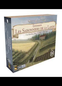 Viticulture: Saisonniers de la Lande (FR)