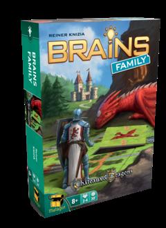 Brains Family: Chateaux et Dragons (FR)