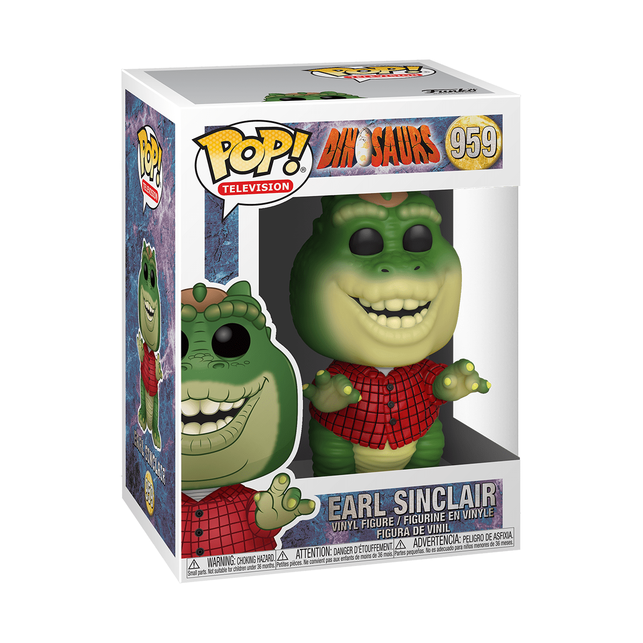 POP! TV Dinosaurs: Earl Sinclair