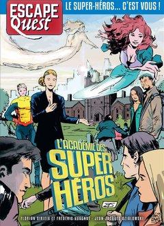 Escape Quest 6: L'Académie des Super Héros