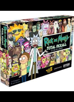 Rick and Morty: Total Rickall - Le Jeu de Cartes (FR)