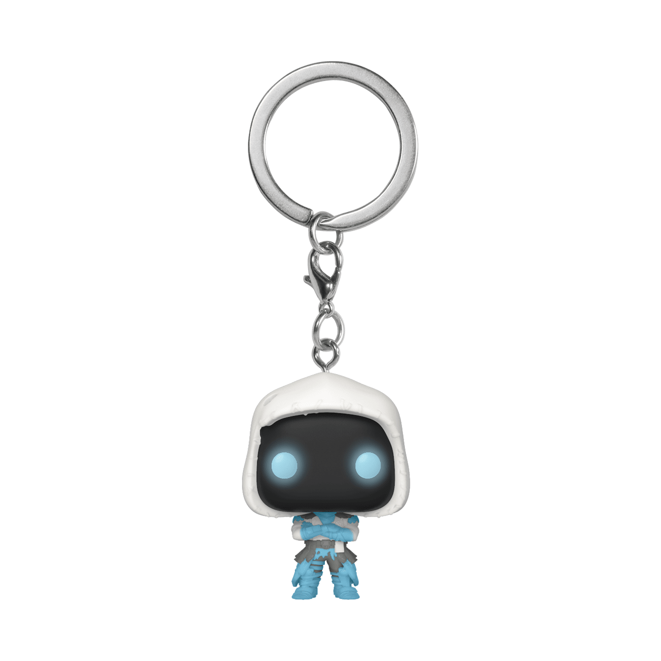 POP! Fortnite: Frozen Raven Keychain