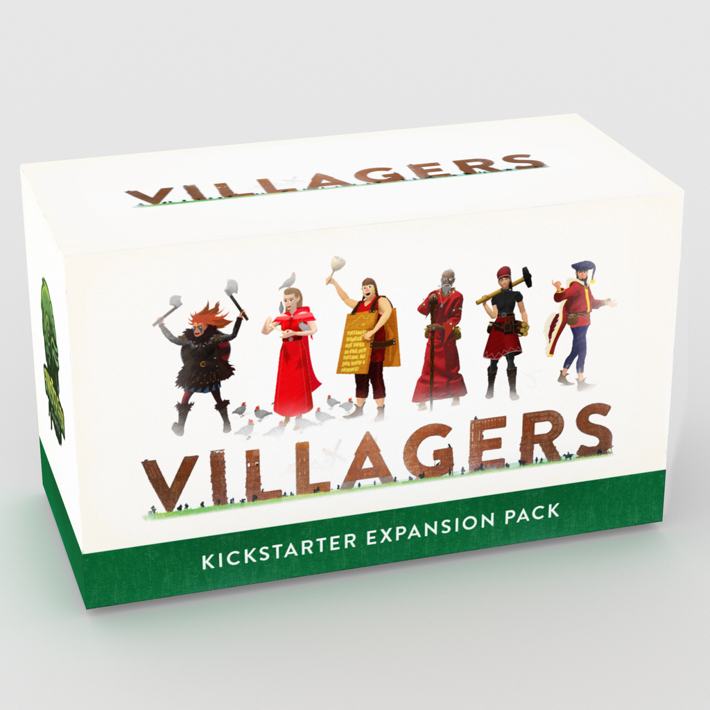 Villagers: Kickstarter Exp. Pack (EN)