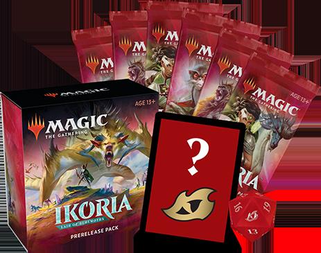 Ikoria - Prerelease Kit