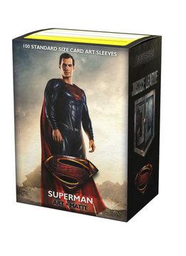 Justice League Superman Dragon Shield Sleeves Ltd. Ed. Matte Art 100ct