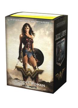 Justice League Wonder Woman Dragon Shield Sleeves Ltd. Ed. Matte Art 100ct