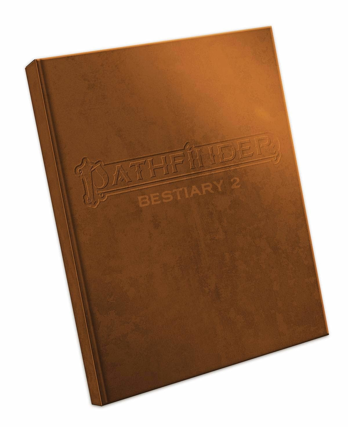 Pathfinder 2E: Bestiary 2 Special Edition (HC)