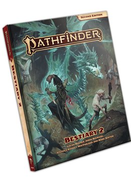 Pathfinder 2E: Bestiary 2 (HC)