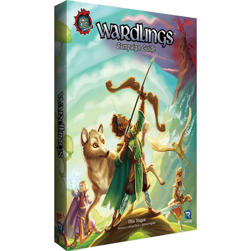 Wardlings 5E Campaign Guide (HC)