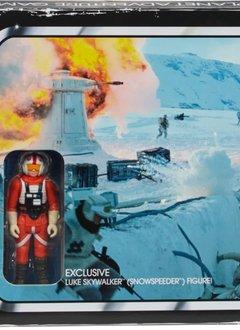 Star Wars: Hoth Ice Planet Retro Adventure Game