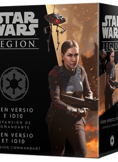 Star Wars Legion : Iden Versio and ID10 Commander Exp.