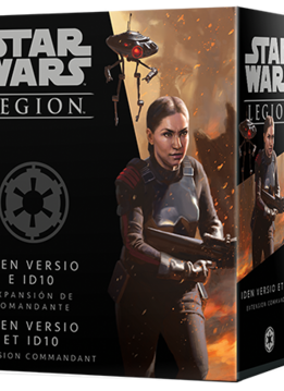 Star Wars Legion: Iden Versio et ID10 Ext. Commandant (FR)