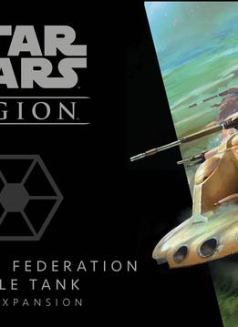 Star Wars: Legion - AAT Trade Federation Battle Tank Unit Exp.