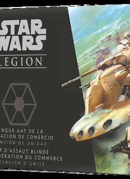 Star Wars: Légion – Char d'Assaut Blindé de la Fédération du Commerce Ext.