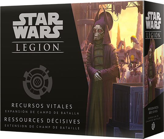 Star Wars: Legion - Ressources Décisives Ext.