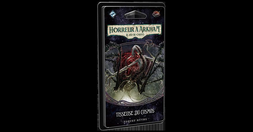 Horreur à Arkham JCE: Tisseuse du Cosmos
