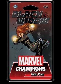 Marvel Champions - Black Widow (EN)