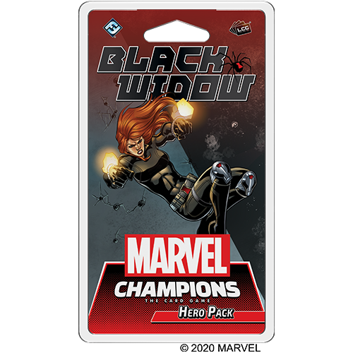 Marvel Champions - Black Widow (EN)