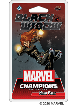 Marvel Champions - Black Widow (FR)