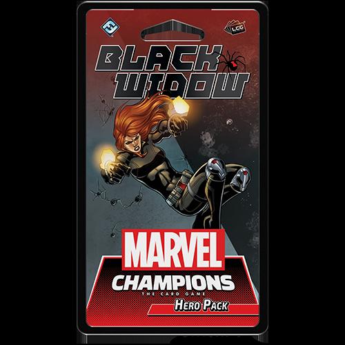 Marvel Champions - Black Widow (FR)
