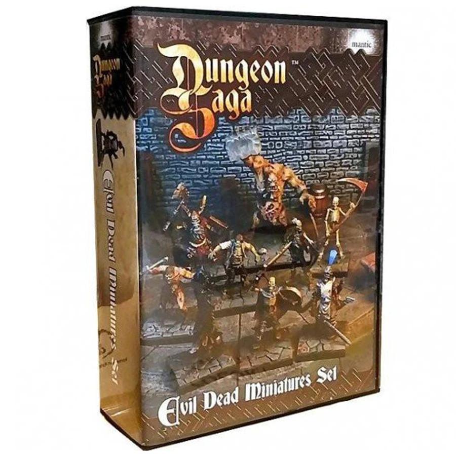 Dungeon Saga: Evil Dead Miniatiures Set