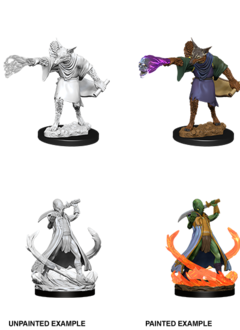 D&D Unpainted Minis: Arcanaloth and Ultraloth (WV11)