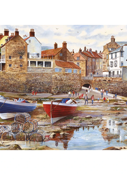 Puzzle: Robin Hood's Bay (1000 pc)
