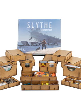 E-Raptor Insert: Scythe Legendary Box