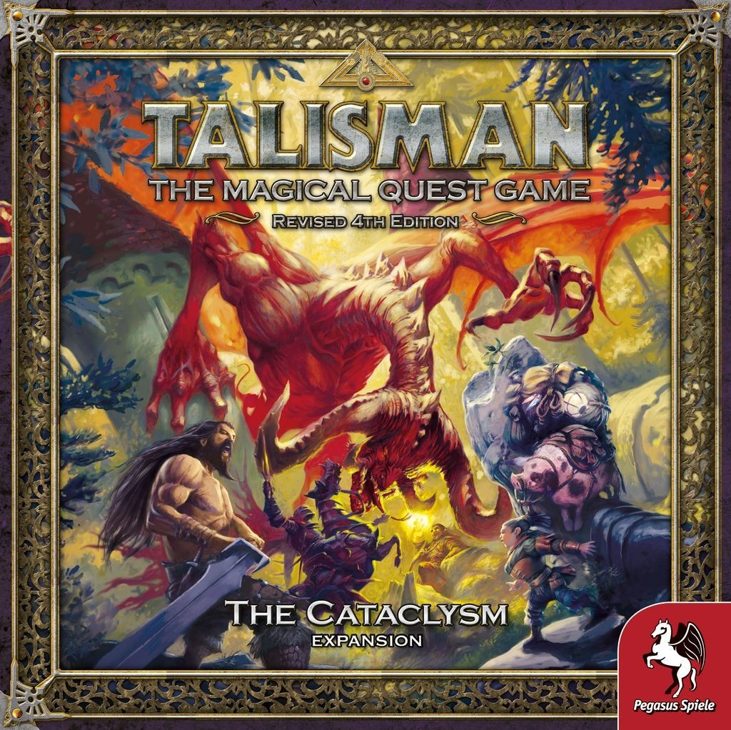 Talisman: The Cataclysm Exp.