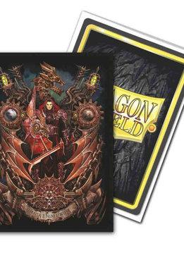 Emperor Scion Coat of Arms Dragon Shield Sleeves Ltd. Ed. Matte Art 100ct