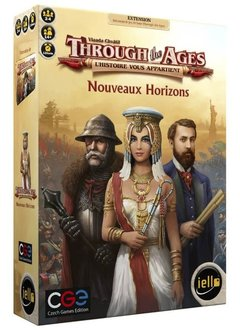 Through the Ages: Ext. Nouveaux Horizons (FR)