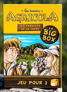 Agricola: Les Fermiers de la Lande - La Big Box (FR)
