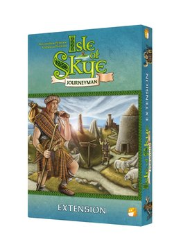 Isle of Skye: Ext. Journeyman (FR)
