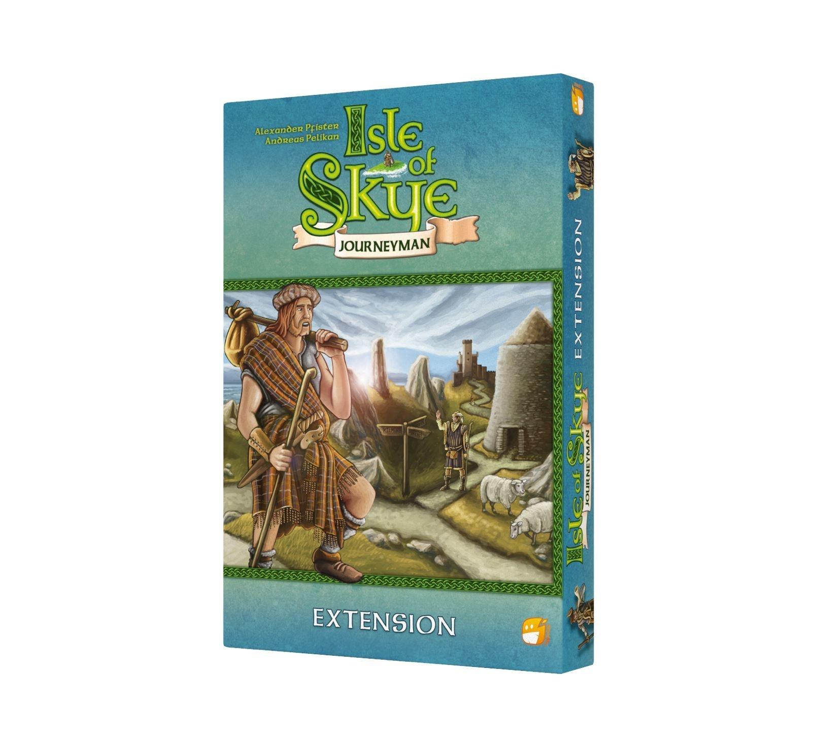 Isle of Skye: Ext. Journeyman (FR)