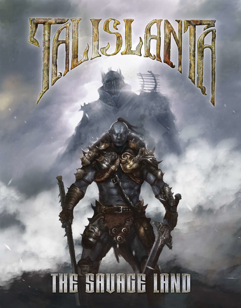 Talislanta: The Savage Land - Original Edition (HC)